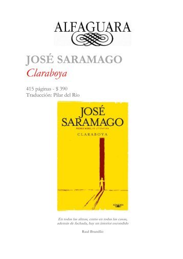 Dossier Claraboya - Prisa Ediciones