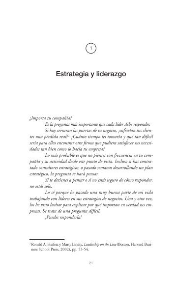 El estratega - Aguilar