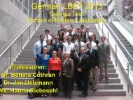 LBAT Presentation - Prism Web Pages