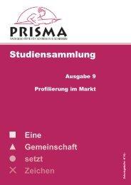 Studiensammlung Nr. 9 - Prisma