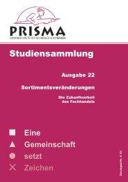 Studiensammlung Nr. 22 - Prisma