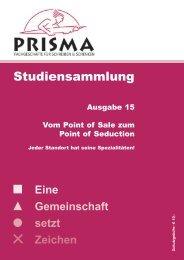 Studiensammlung Nr. 15 - Prisma