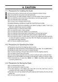 FS-i Manual (PDF 699KB) - A&D Company Ltd - Page 6