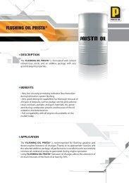 Prista Flushing ENG - Prista Oil