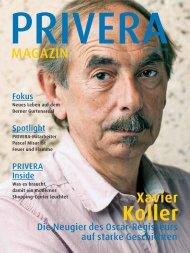 Xavier Koller - Privera