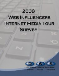 2009 IMT web influencers survey FINAL(3).pdf - PR News