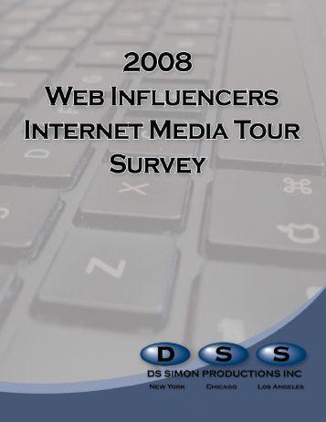 2009 IMT web influencers survey FINAL(3).pdf - PR News