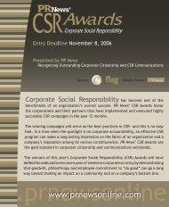 PRN CSR Award PDF.pdf - PR News