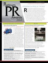 Issue - PR News