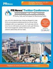 View Brochure - PR News