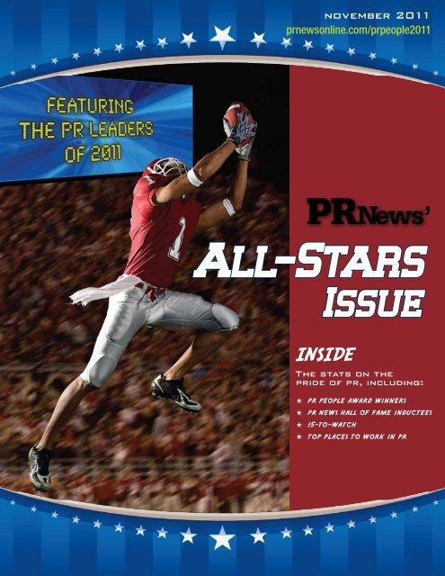 PDF of issue - PR News