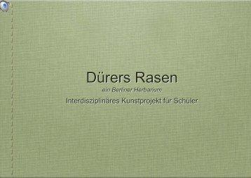 Dürers Rasen Dürers Rasen - pro artis