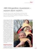 dezibel 3/2011 - Pro Audito Schweiz - Seite 2