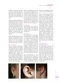 Das Ohr – ein ausser- gewöhnliches Organ - Pro Audito Schweiz - Page 2