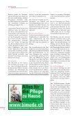 Das Ohr – ein ausser- gewöhnliches Organ - Pro Audito Schweiz - Page 3