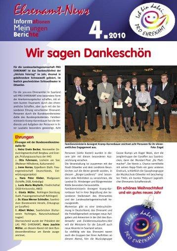 Lese - LAG Pro Ehrenamt