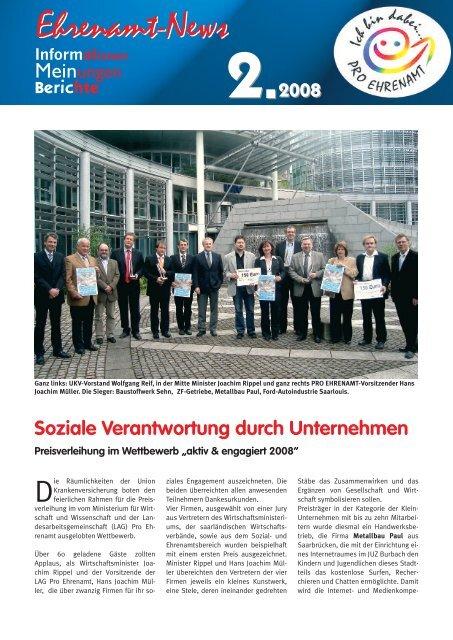 lesen - LAG Pro Ehrenamt