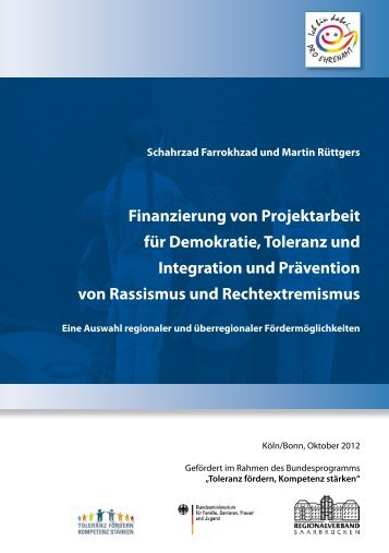 Broschüre - LAG Pro Ehrenamt