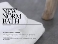 New Form Bath - PRO-mote
