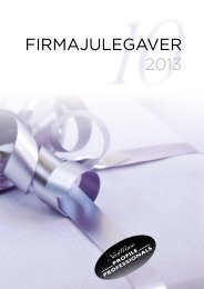 Firmajulegave 2013 New Wave Profile Professionals - PRO-mote