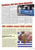 achtseitige Infozeitung - Pro NRW - Page 7