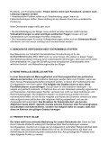 KURZWAHLPROGRAMM der Bürgerbewegung PRO NRW zur ... - Page 2