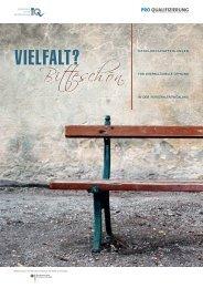 VIELFALT? - Pro Qualifizierung