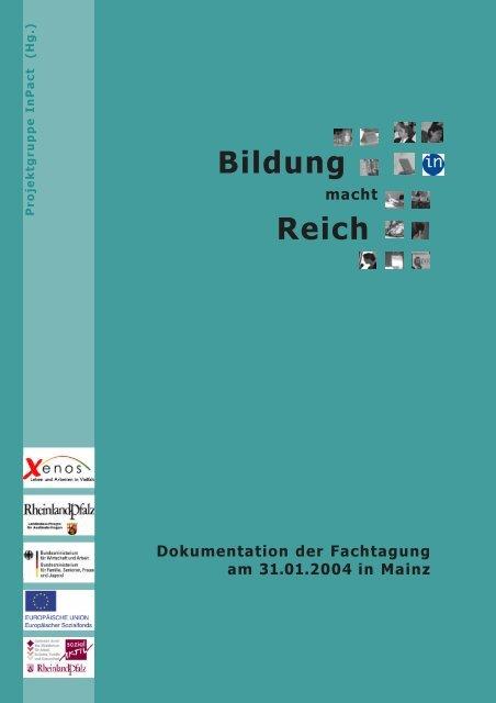 Bildung macht reich - inpact-rlp.de