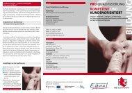 B ILDU NG - Pro Qualifizierung