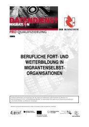 berufliche fort- und weiterbildung in ... - Pro Qualifizierung