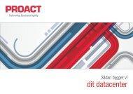 SÃ¥dan bygger vi dit datacenter - Proact