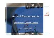 Company Presentation - Proactive Investors