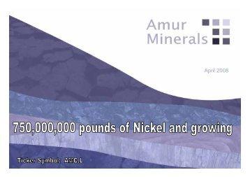 750000000 tonnes of nickel and growing - Proactive Investors