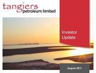 Investor Update - Proactive Investors