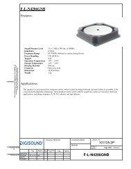 F-L-N4206GNB F-L-N4206GNB - Digisound-Electronic Gmbh