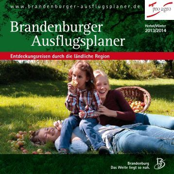 Katalog als Download - pro agro eV