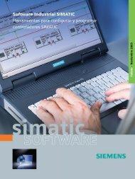 Software Industrial SIMATIC - Herramientas para configurar y ...