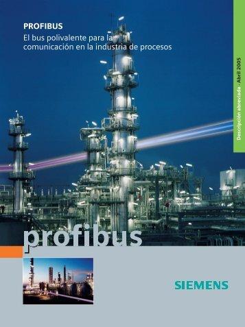 PROFIBUS - El bus polivalente para la comunicación en la industria ...