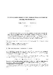 A law of large numbers for random walks in random mixing ...