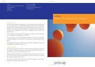 Leitbild Procap – für Menschen mit Handicap