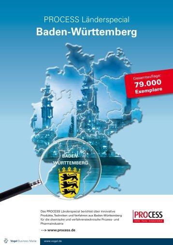 Baden-Württemberg - Process - Vogel Business Media