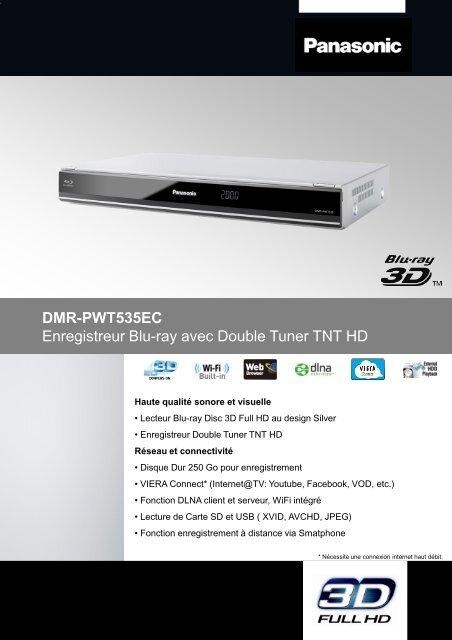 Panasonic Dmr Pwt535 Ec Ubaldi