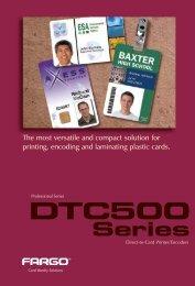 DTC 525 brochure