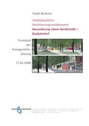 Städtebaulicher Realisierungswettbewerb ... - Dhp-sennestadt.de