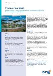 Vision of paradise - Great value broadband, phone, digital TV and ...
