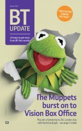 The Muppets burst on to Vision Box Office - Great value broadband ...