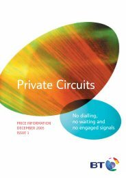 Private Circuits - Great value broadband, phone, digital TV and ...