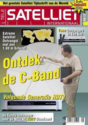 Volgende Generatie HDTV - TELE-satellite International Magazine