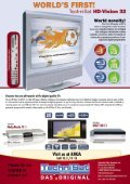 Volgende Generatie HDTV - TELE-satellite International Magazine - Page 7
