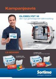 GLOBELYST M - Produktfakta